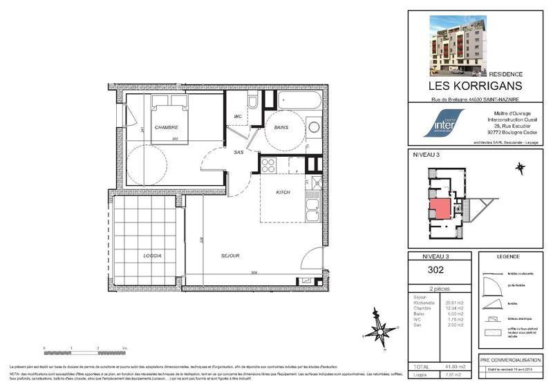 New home sale program Saint nazaire  - Picture 6
