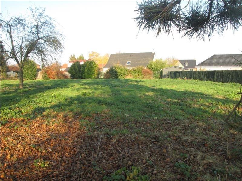 Vente terrain Gonnehem 59500€ - Photo 1