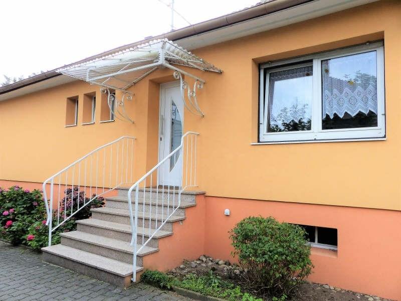 Sale house / villa Marienthal 248000€ - Picture 4