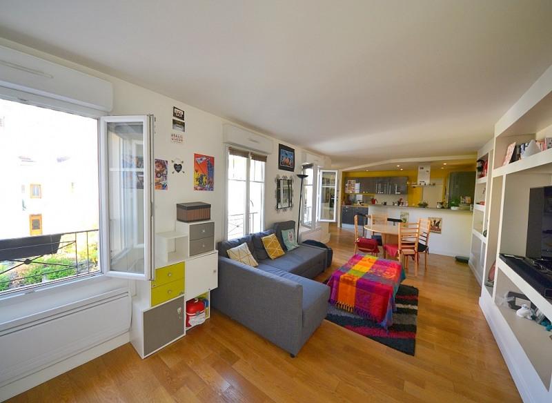 Sale apartment Suresnes 548000€ - Picture 2
