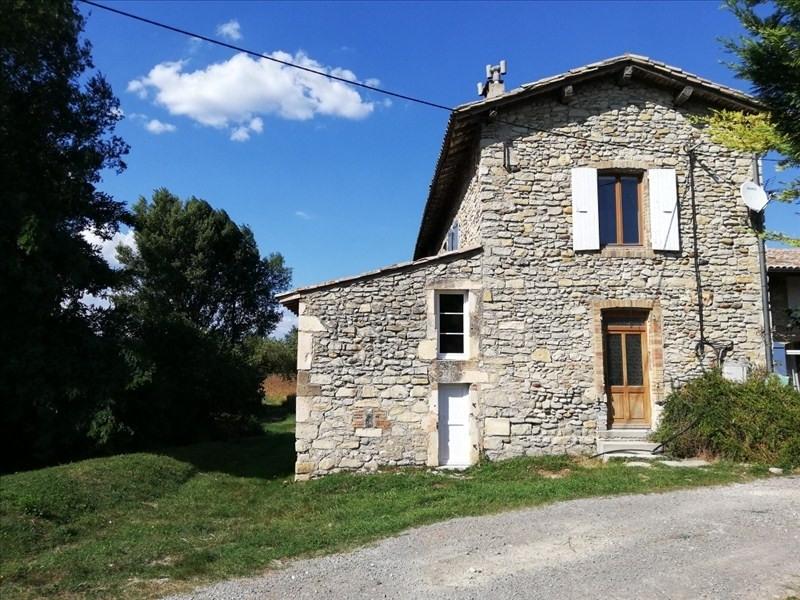 Location maison / villa Saulce sur rhone 895€ CC - Photo 1