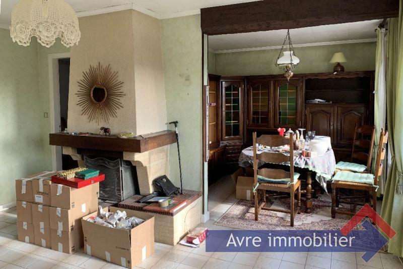 Vente maison / villa Verneuil d'avre et d'iton 128000€ - Photo 6