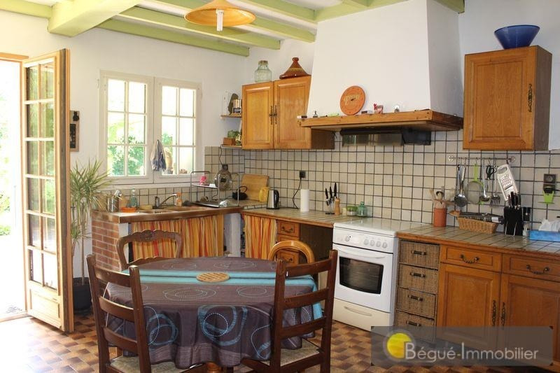 Vente maison / villa Leguevin 377 200€ - Photo 2