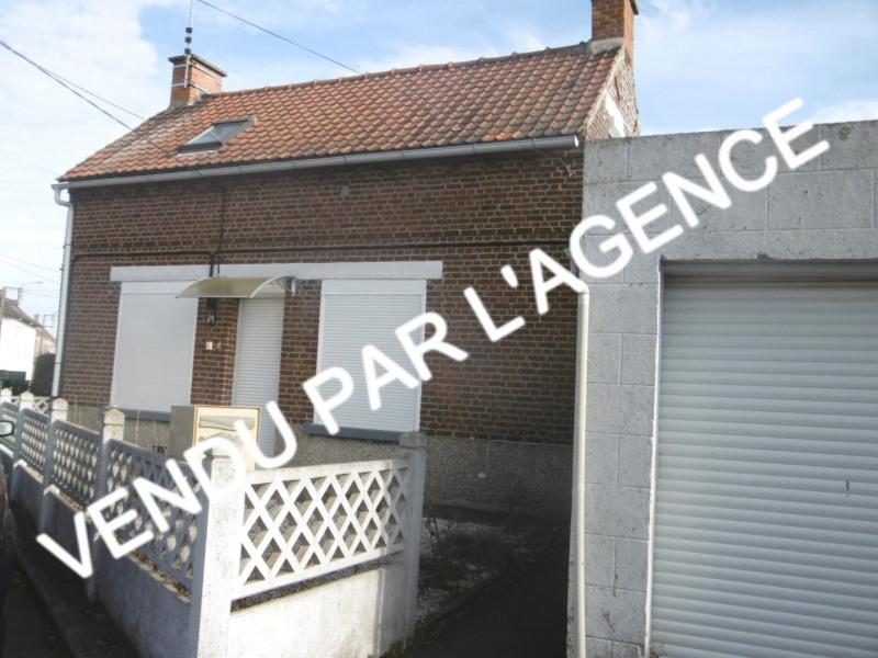 Sale house / villa Bauvin 139000€ - Picture 1