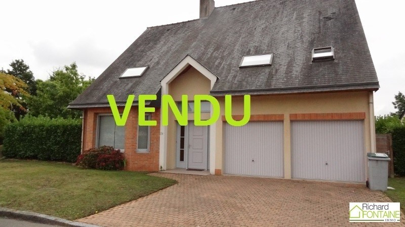 Venta  casa Chartres de bretagne 1€ - Fotografía 1