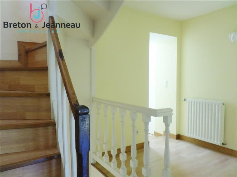 Rental house / villa St berthevin 490€ CC - Picture 4