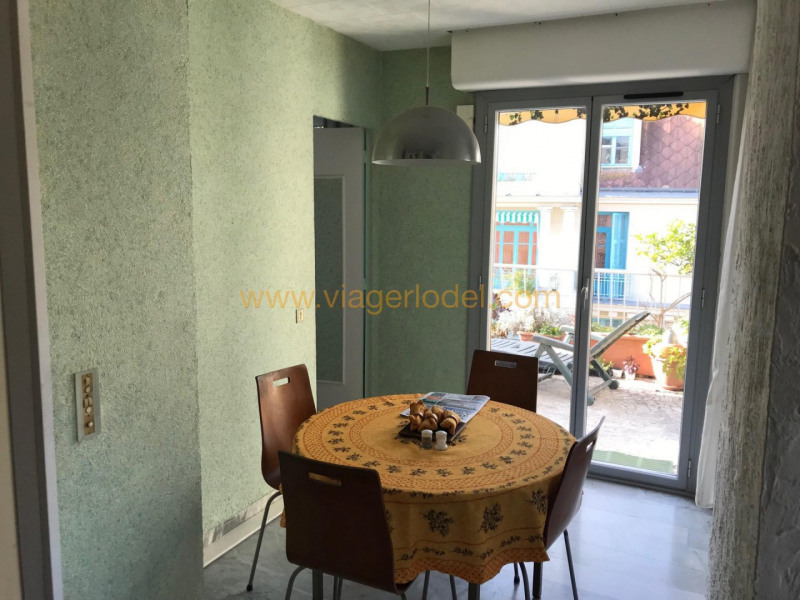 Life annuity apartment Nice 108 000€ - Picture 9