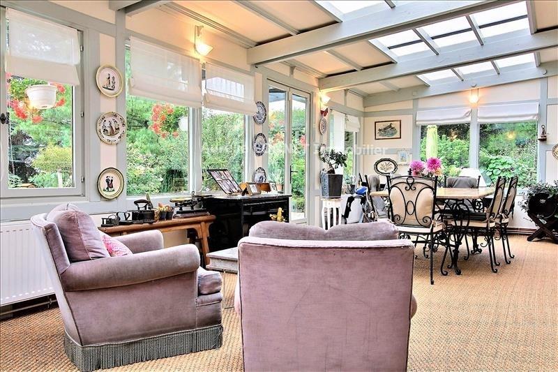 Vente de prestige maison / villa Canapville 588000€ - Photo 6