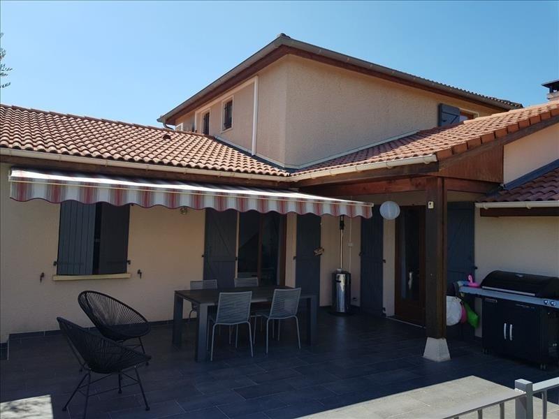 Sale house / villa Villefranche sur saone 449000€ - Picture 2