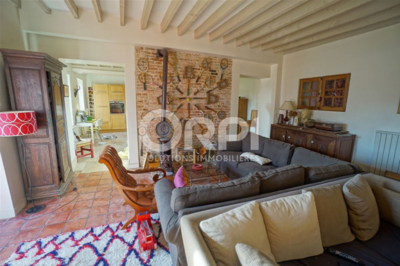 Vente de prestige maison / villa Lyons la foret 567000€ - Photo 2