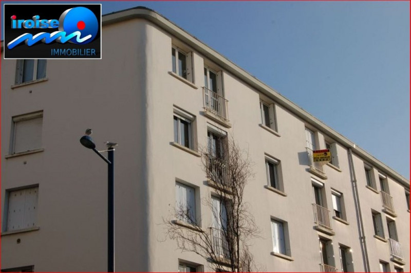 Sale apartment Brest 96 600€ - Picture 2