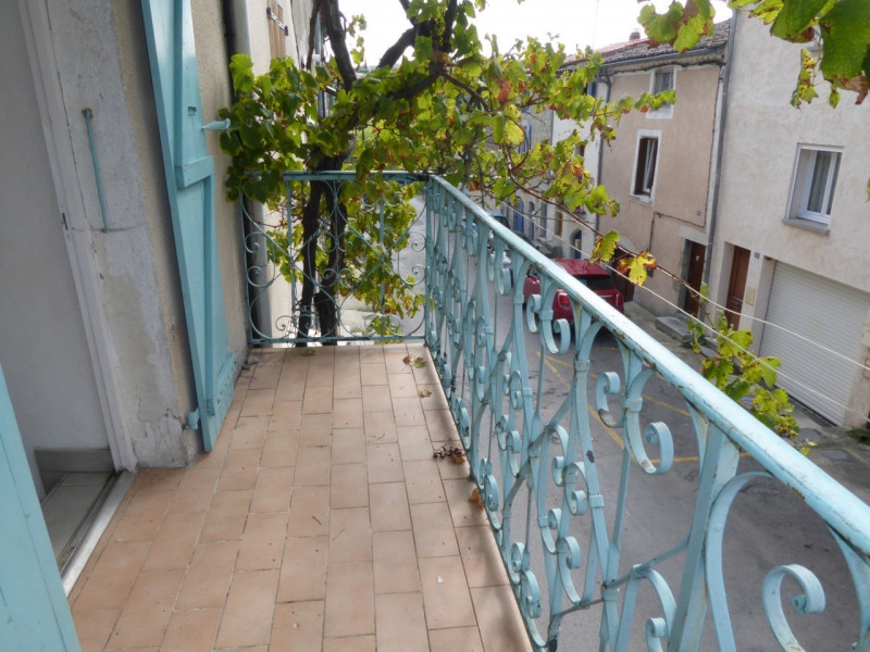 Location maison / villa Villeneuve-de-berg 420€ CC - Photo 1