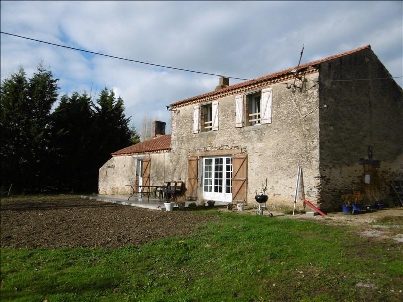 Vente maison / villa St mathurin 387000€ - Photo 1