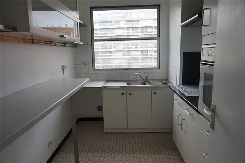Verhuren  appartement Courbevoie 1400€ CC - Foto 9