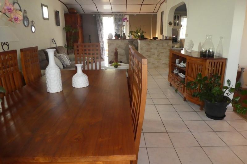 Vente maison / villa Petite ile 493500€ - Photo 2