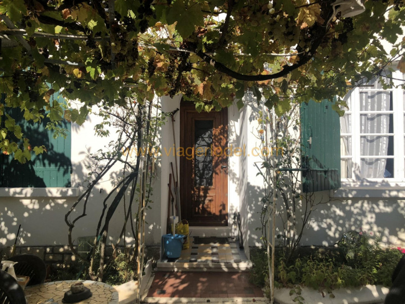 Vendita nell' vitalizio di vita casa Saint-palais-sur-mer 250000€ - Fotografia 1