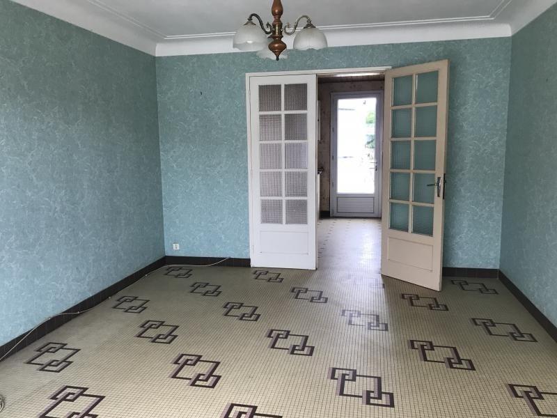 Vente maison / villa Le fief sauvin 106900€ - Photo 3