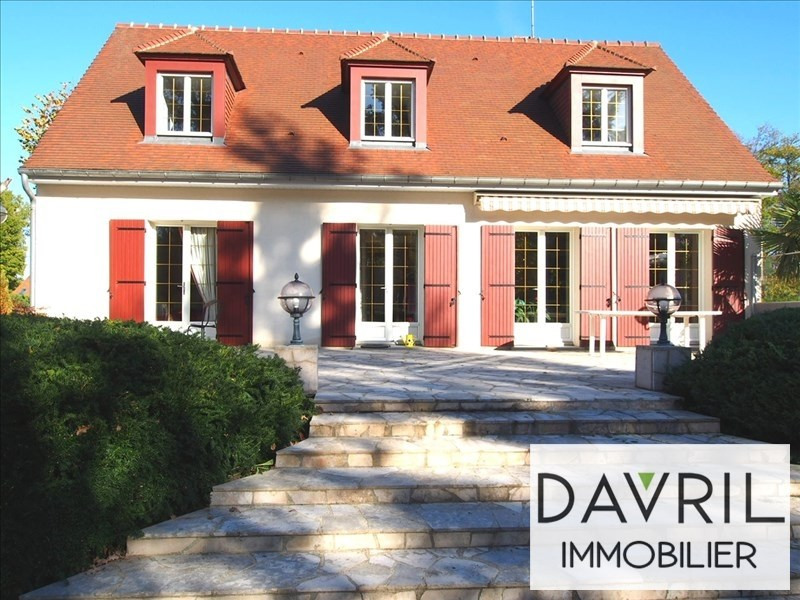 Sale house / villa Triel sur seine 524500€ - Picture 1