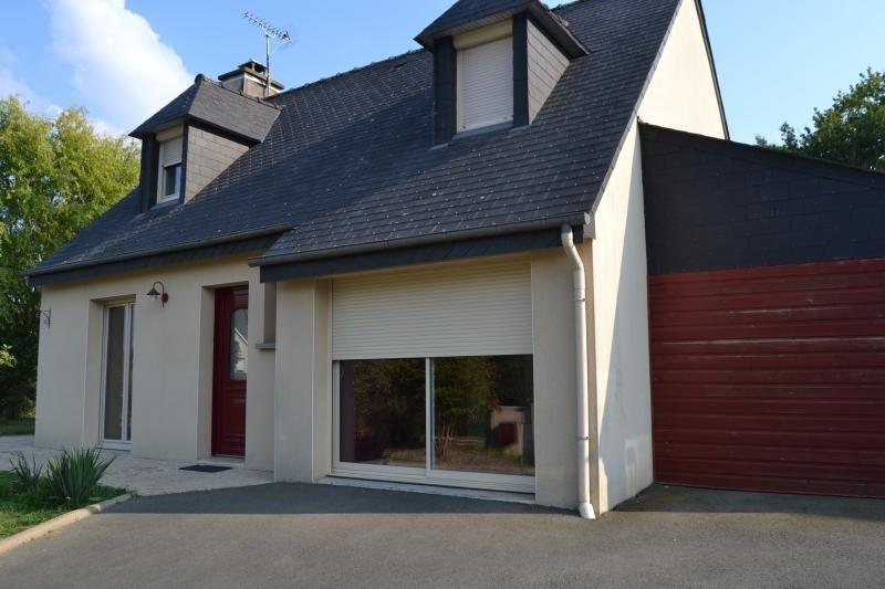 Sale house / villa La chapelle thouarault 224675€ - Picture 1