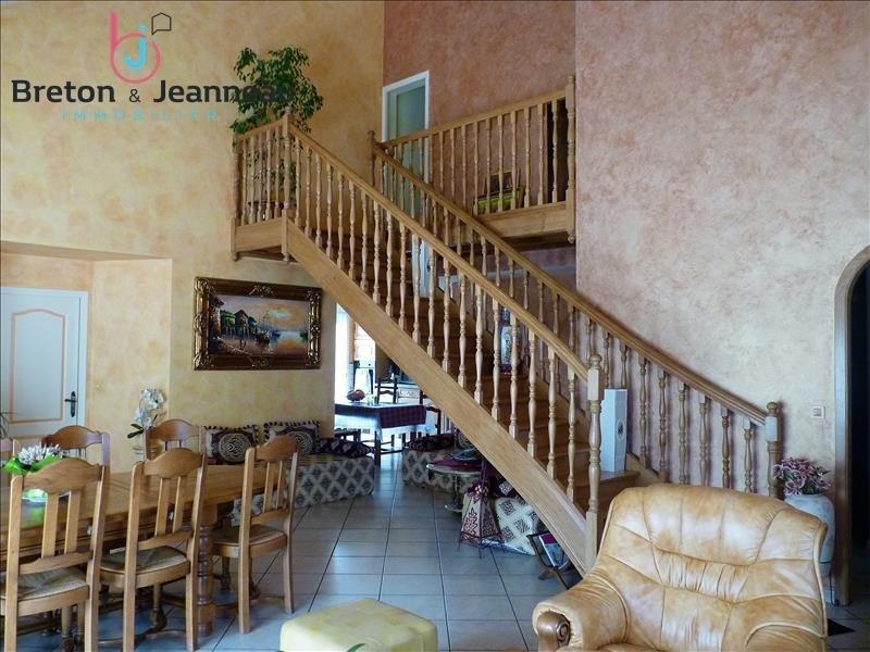 Sale house / villa Aze 270400€ - Picture 3