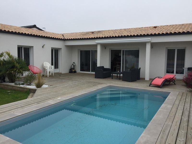 Vente maison / villa Vaux sur  mer 430500€ - Photo 1