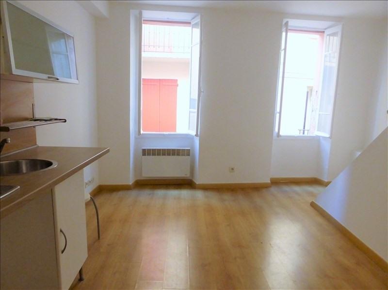 Sale apartment Collioure 129000€ - Picture 1
