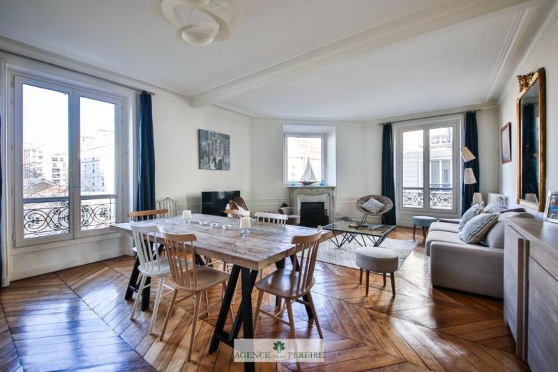Vente de prestige appartement Paris 17ème 1065000€ - Photo 2