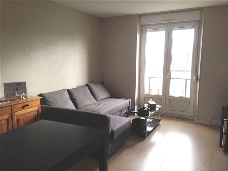 Rental apartment Lannilis 390€ CC - Picture 1
