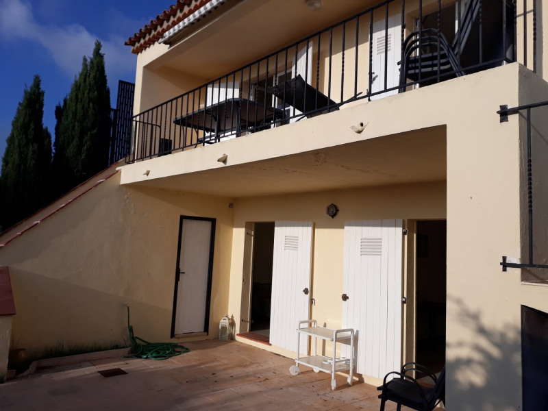 Vacation rental house / villa Les issambres 610€ - Picture 12