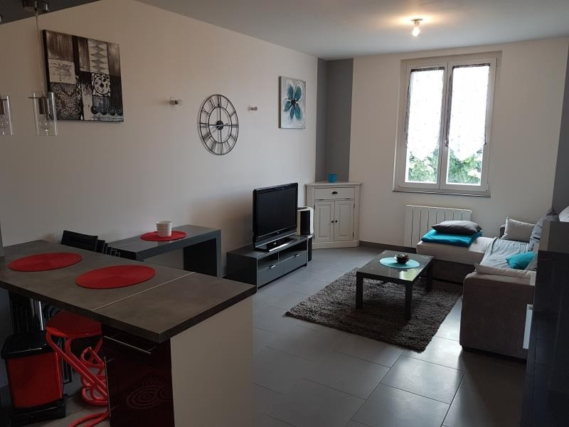 Rental apartment Troyes 480€ CC - Picture 1