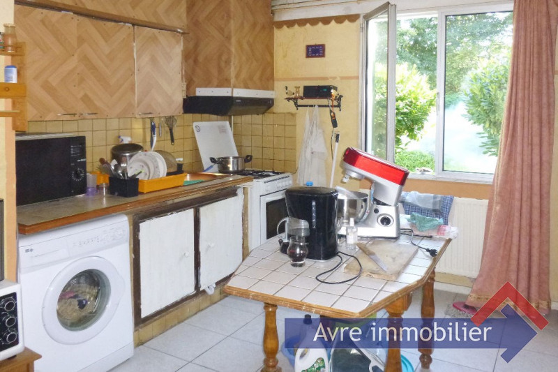 Vente maison / villa Verneuil d'avre et d'iton 97000€ - Photo 3