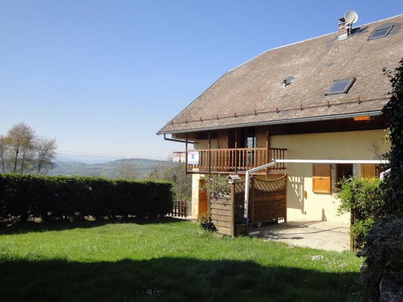 Vente maison / villa Viuz-la-chiésaz 467000€ - Photo 1