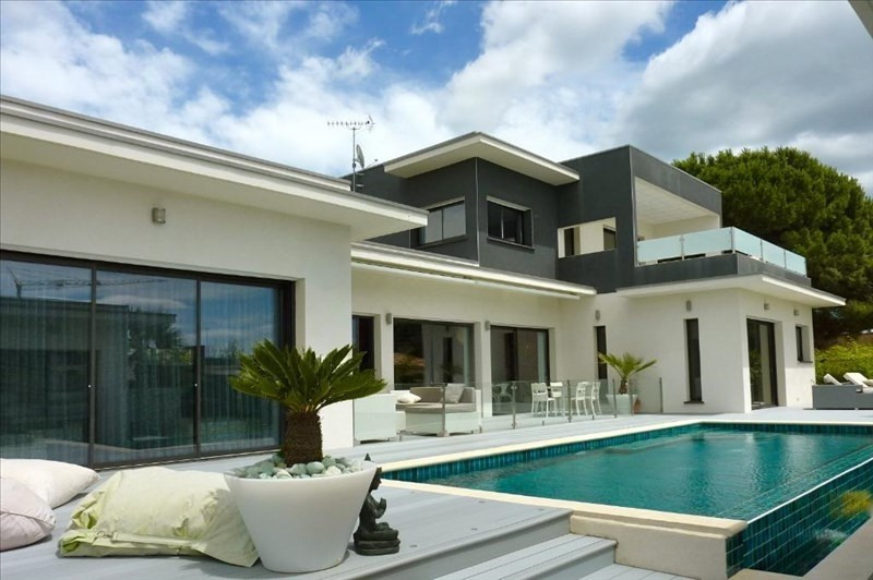 Vente de prestige maison / villa Le grau d agde 1190000€ - Photo 1