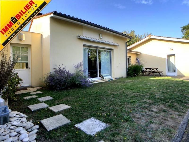 Vente maison / villa Podensac 389100€ - Photo 2