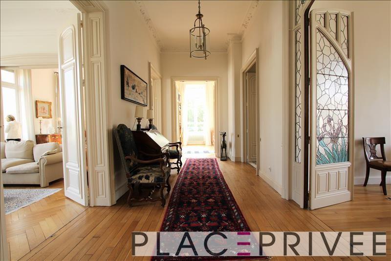 Deluxe sale apartment Nancy 750000€ - Picture 2