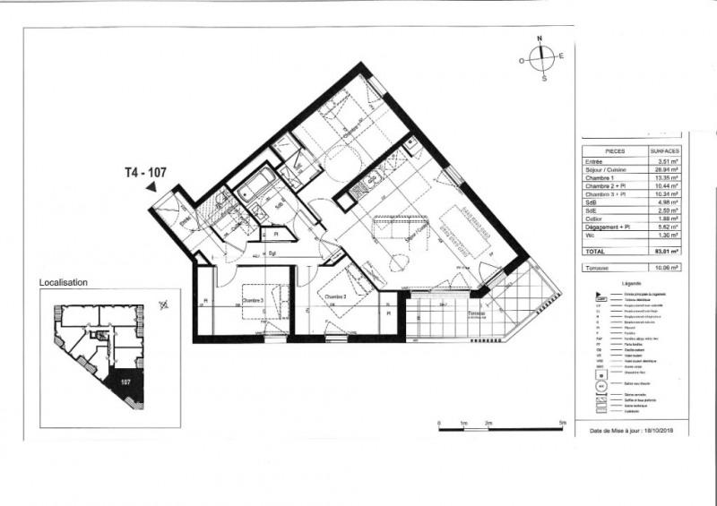 Vente appartement Saint nazaire 302000€ - Photo 3