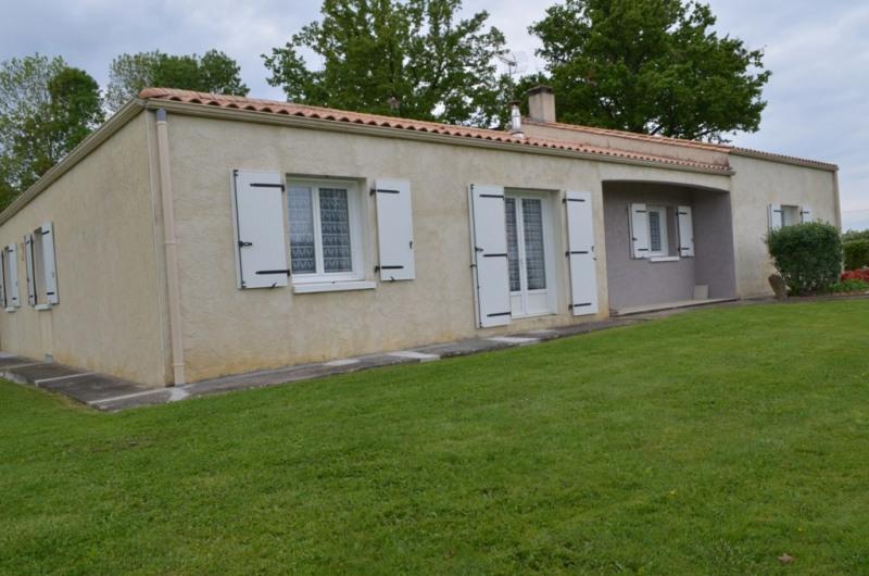Vente maison / villa La chataigneraie 187920€ - Photo 1