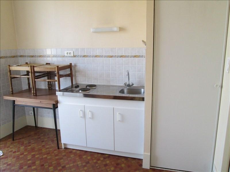 Location appartement La mothe st heray 260€ CC - Photo 1