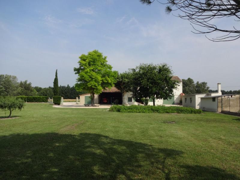 Vente maison / villa Althen des paluds 494000€ - Photo 12
