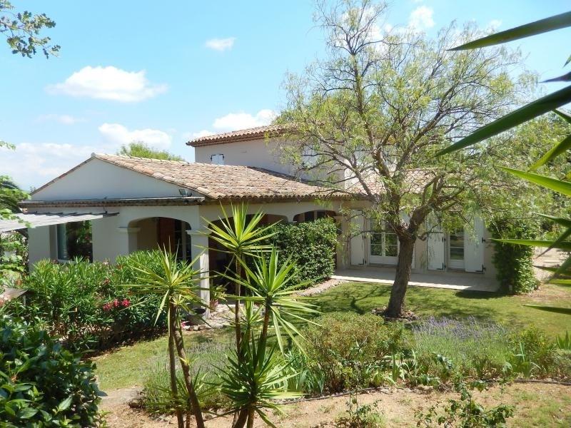 Vente maison / villa Roquebrune sur argens 525000€ - Photo 4