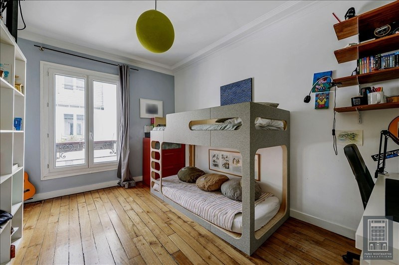 Deluxe sale apartment Paris 18ème 995 000€ - Picture 5