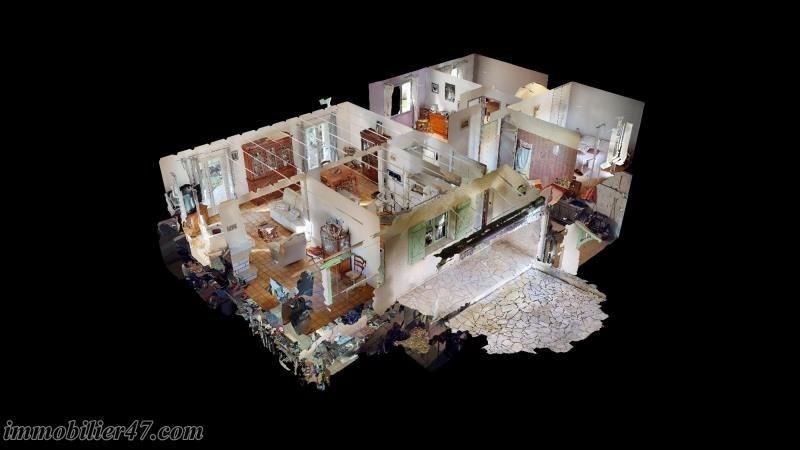 Vente maison / villa Montpezat 169900€ - Photo 16