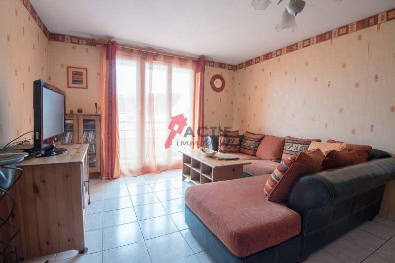 Vente appartement Evry 133000€ - Photo 2