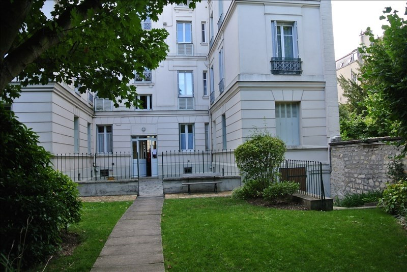 Rental apartment St germain en laye 966€ CC - Picture 1