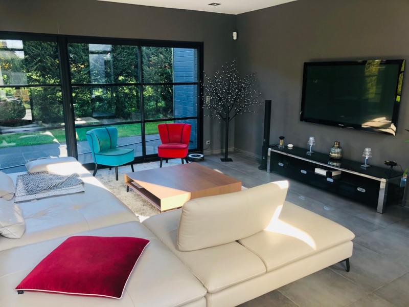 Vente maison / villa Boos 520000€ - Photo 4