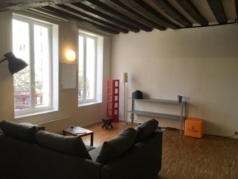 Rental apartment Paris 12ème 2000€ CC - Picture 5