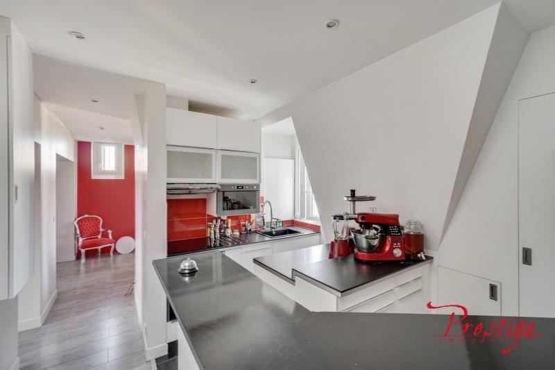 Sale apartment Clichy 480000€ - Picture 4