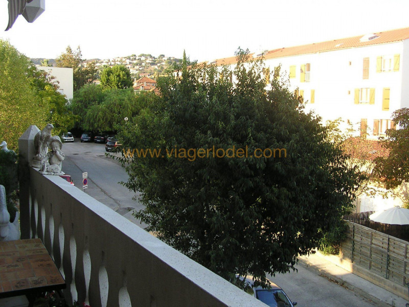 Life annuity apartment Hyères 55 000€ - Picture 10