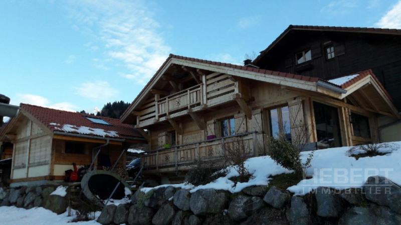 Vente maison / villa Saint gervais les bains 472500€ - Photo 3