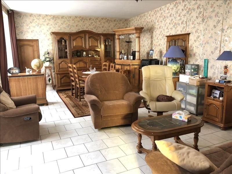 Vente maison / villa La chaussee st victor 140000€ - Photo 2